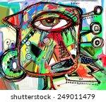 original abstract digital...