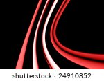 simple curves background | Shutterstock . vector #24910852