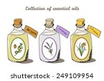 health and nature collection.... | Shutterstock .eps vector #249109954