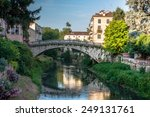vicenza is a city in... | Shutterstock . vector #249131761