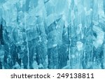 Abstract Blue Background From...