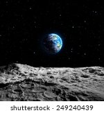 Views Of Earth From The Moon...