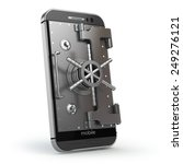Mobile Security Concept....