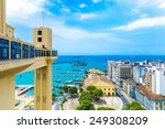 Aerial View Of Salvador City I...