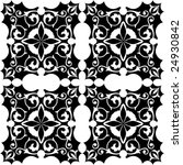 decorative pattern | Shutterstock .eps vector #24930842