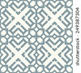 vector seamless pattern.... | Shutterstock .eps vector #249387304