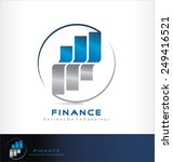 savings logo vector | Shutterstock .eps vector #249416521