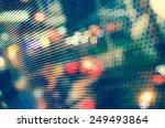artistic style   defocused... | Shutterstock . vector #249493864