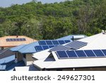 Solar Panels On Multiple Energ...