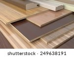 furniture profiles with... | Shutterstock . vector #249638191