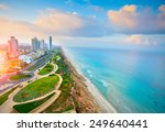 Panoramic View Of Netanya City...