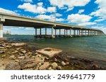 Rickenbacker Causeway Bridge...