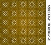 orange vector abstract pattern... | Shutterstock .eps vector #249645001