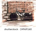 bike | Shutterstock . vector #24969160