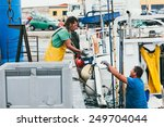 fuerteventura  spain   october...   Shutterstock . vector #249704044