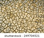 cracks in the ground   Shutterstock . vector #249704521