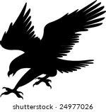 eagle vector | Shutterstock .eps vector #24977026