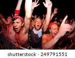 benicassim  spain   july 19 ... | Shutterstock . vector #249791551