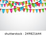 celebrate background. party... | Shutterstock .eps vector #249821644