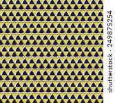 seamless geometric pattern ...   Shutterstock .eps vector #249875254