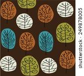 tree | Shutterstock .eps vector #249878005