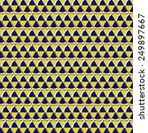 seamless geometric pattern ...   Shutterstock .eps vector #249897667
