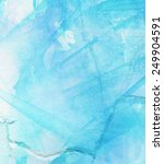 abstract painted watercolor... | Shutterstock . vector #249904591