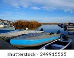 village jurilovca  tulcea... | Shutterstock . vector #249915535