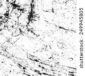grunge texture   abstract stock ... | Shutterstock .eps vector #249945805