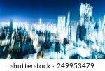 panned motion blur of san... | Shutterstock . vector #249953479