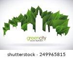 eco concept design  vector...   Shutterstock .eps vector #249965815