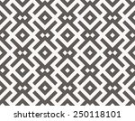 vector seamless pattern. arabic ... | Shutterstock .eps vector #250118101