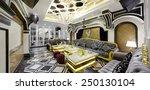 senior european luxury indoor... | Shutterstock . vector #250130104