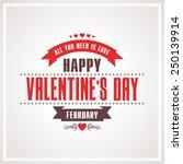 Vintage Valentines Day...