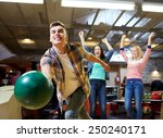 people  leisure  sport and... | Shutterstock . vector #250240171