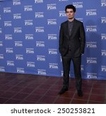 Small photo of SANTA BARBARA, CA - February 04, 2015: Damien Chazelle (Whiplash) attends the 30th Santa Barbara International Film Festival to receive the Outstanding Directors Award #SBIFF