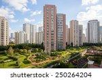 apartments | Shutterstock . vector #250264204