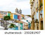 The Historic Centre Of Salvado...