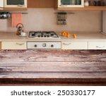 kitchen | Shutterstock . vector #250330177