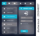 user interface design with...
