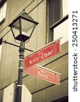Notre Dame And Berri Street...