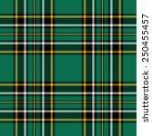 textured irish tartan plaid.... | Shutterstock .eps vector #250455457