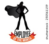 female employee of the month...