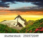 Grossglockner In The Sunset ...