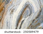 Colorful rock background - stock photo