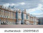 Catherine Palace In Tsarskoe...