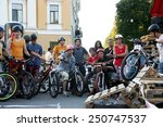odessa  ukraine   july 28  2007 ... | Shutterstock . vector #250747537