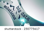 big data solutions on the... | Shutterstock . vector #250775617
