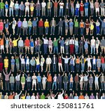 people diversity success... | Shutterstock . vector #250811761