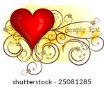 Heart Background.